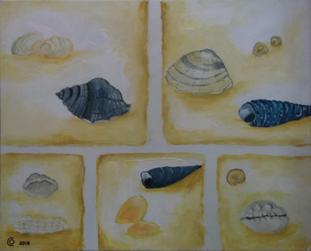 Acryl op paneel, 24 x 30 cm